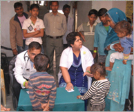 Free Medical Camp for the Poor