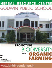 Herbal Resource Center (Godwin Public School)