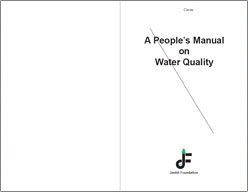 A People's Manual on Water Quality